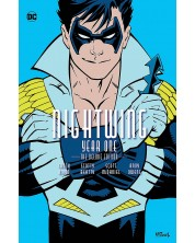 Nightwing Year One Deluxe Edition -1