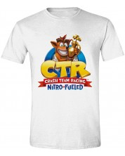 Тениска Timecity Crash Team Racing - Nitro Fueled Logo