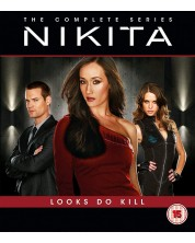 Nikita - The Complete Series (Blu-ray) -1