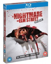 Nightmare On Elm Street 1-7 (Blu-Ray)