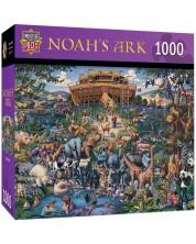 Пъзел Master Pieces от 1000 части - Ноевият ковчег, Ерик Доудъл