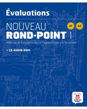 Nouveau Rond-Point 1 evaluations + CD-ROM