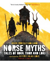 Norse Myths: Tales of Odin, Thor and Loki -1