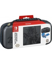 Big Ben Nintendo Switch Travel Case - Zelda Edition - Gray -1