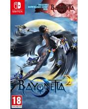 Bayonetta 2 + Bayonetta 1 (Nintendo Switch)