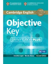 Objective Key Presentation Plus DVD-ROM