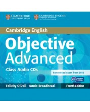 Objective Advanced Class Audio CDs (2)