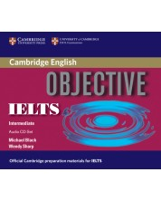 Objective IELTS Intermediate Audio CDs (3)