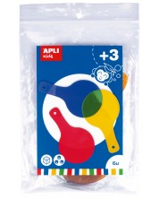 Образователна игра Apli - Как се смесват цветовете