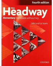 Оксфорд New Headway 4E Elementary Workbook without Key + Audio CD -1