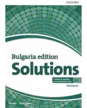 Solutions 3E Bulgaria A1 Workbook (BG)  -  9 клас