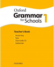 Oxford Grammar for Schools 1 Teacher's book & Audio -1