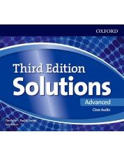 Оксфорд Solutions 3E Advanced Class CD (x4) -1