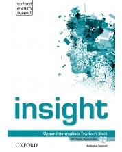 Insight Upper-Intermediate Teacher's Book & DVD-ROM