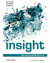 Тетрадка по английски език за 8. клас Insight Upper - Intermediate WB