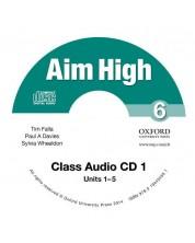 Aim High 6 Class CD -1