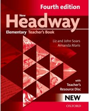 Headway Elementary 4E Teacher's Disk Pack -1