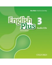Оксфорд English Plus 2E 3 Class CD (x3) 7. клас -1