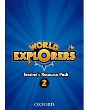 World Explorer 2 Teacher's Pack -1