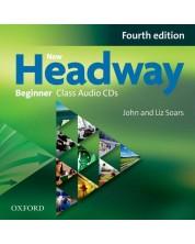 Headway 4E Beginner Class CD -1