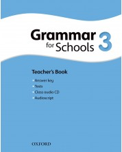 Oxford Grammar for Schools 3 Teacher's book & Audio -1