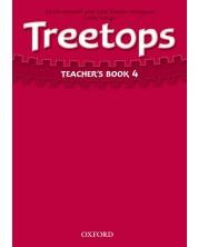 Книга за учителя Treetops Teacher's Book 4 -1