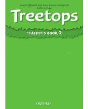 Книга за учителя Treetops Teacher's Book 2 -1