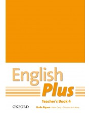 Книга за учителя English Plus 4 Teacher's Book -1