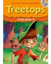 Английски език за 1. клас + тетрадка СИП/ЗИП Treetops SB 1 Pack -1