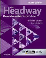 Headway 4E Upper-Intermediate Teacher's Book & Teachers RES CD-ROM Pack -1