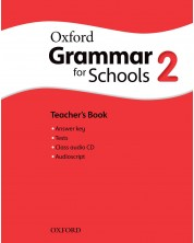 Oxford Grammar for Schools 2 Teacher's book & Audio -1