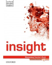 Insight Elementary Teacher's Book & DVD-ROM Pack