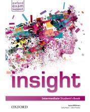 Английски език за 8. клас Insight Intermediate SB