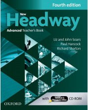 Headway 4E ADV Teacher's Book & Teacher's RES CD-ROM Pack