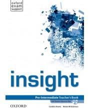 oksford-kniga-za-uchitelya-insight-pre-intermediate-teacher-s-book-and-teachers-dvd-rom-pk