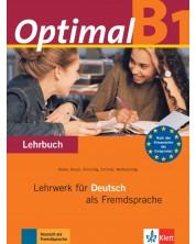 Optimal B1, Lehrbuch -1