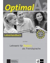 Optimal A2, Lehrerhandbuch + Lehrer-CD-ROM -1