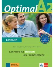 Optimal A2, Lehrbuch -1