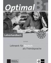 Optimal B1, Lehrerhandbuch + Lehrer-CD-ROM -1