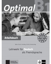 Optimal B1, Arbeitsbuch + Lerner-Audio-CD -1