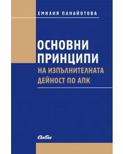 Основни принципи на изпълнителната дейност по АПК -1