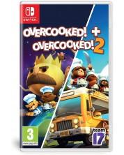 Οvercooked! + Overcooked! 2 - Double Pack (Nintendo Switch) -1