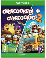 Οvercooked! + Overcooked! 2 - Double Pack (Xbox One) -1