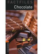 Oxford Bookworms Library Factfiles Level 2: Chocolate Audio Pack