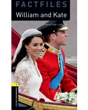 Oxford Bookworms Library Factfiles Level 1: William and Kate Audio Pack