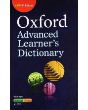 Oxford Advanced Learner's Dictionary: International Student's edition with DVD-ROM -1