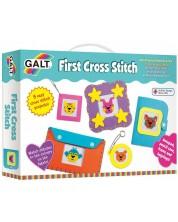 Творчески комплект Galt - Първи стъпки в бродирането
