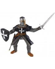 Фигурка Papo The Medieval Era – Рицар от ордена на Хоспиталиерите