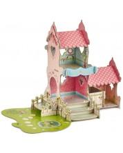 Сглобяем модел Papo The Enchanted World – Замъкът на принцесата