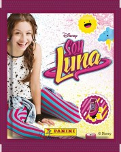 Стикери Panini - Soy Luna, пакет с 5 бр. стикери
